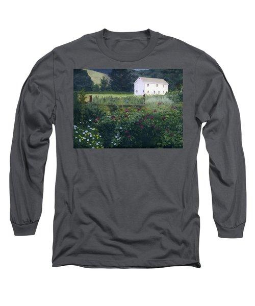 Garden In The Back Long Sleeve T-Shirt