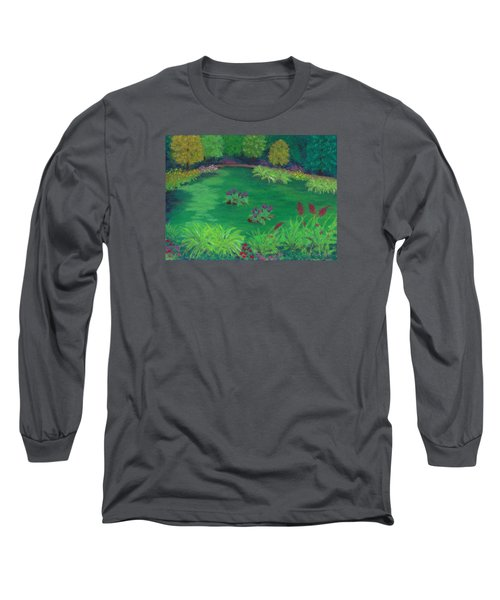 Garden In The Woods Long Sleeve T-Shirt