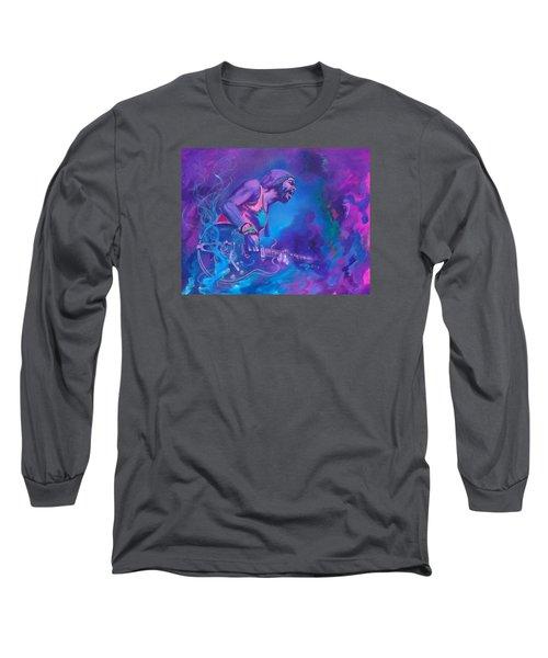 Gary Clark Jr. Long Sleeve T-Shirt