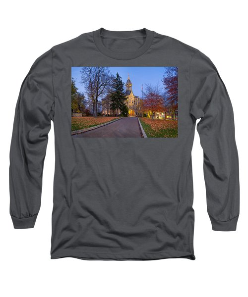 Geneva College Long Sleeve T-Shirt