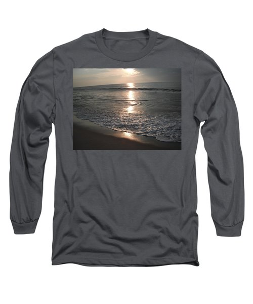 Ocean - Gentle Morning Waves Long Sleeve T-Shirt