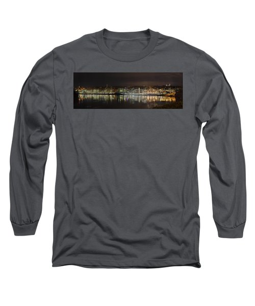 Georgetown Waterfront Long Sleeve T-Shirt
