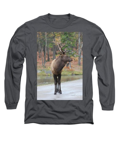 Get My Good Side Long Sleeve T-Shirt