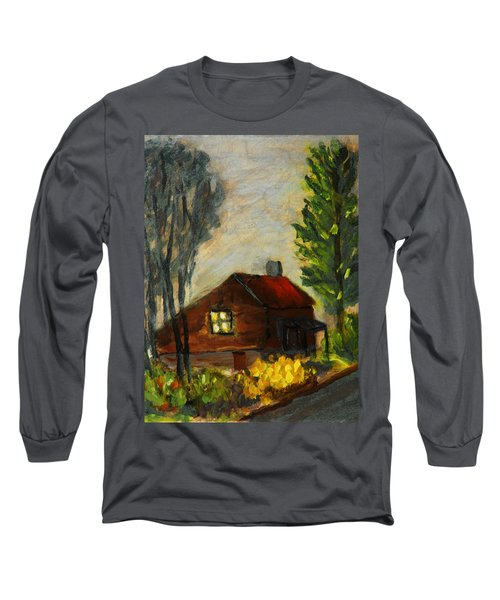 Getting Home At Twilight Long Sleeve T-Shirt