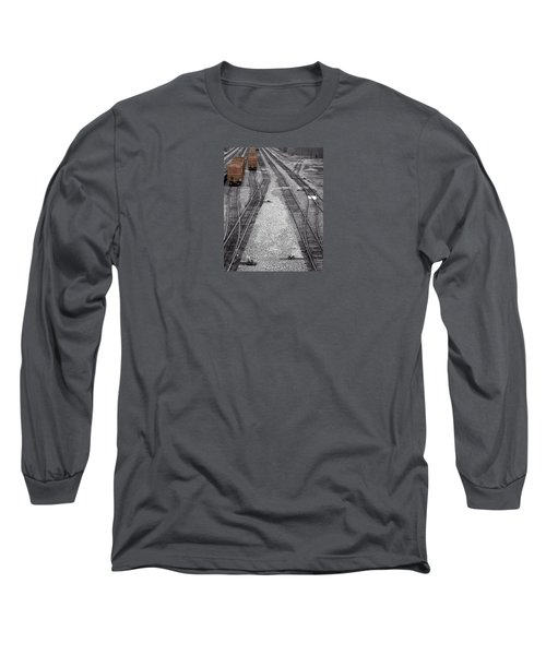 Getting On The Right Track Long Sleeve T-Shirt