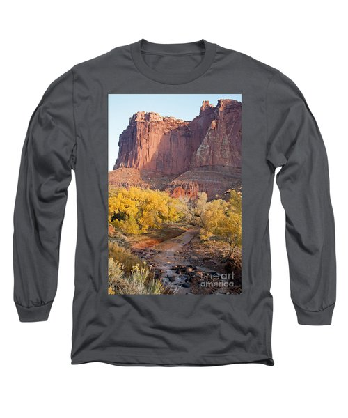 Gifford Farm Capitol Reef National Park Long Sleeve T-Shirt