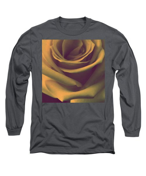 Gift Of Gold Long Sleeve T-Shirt by The Art Of Marilyn Ridoutt-Greene