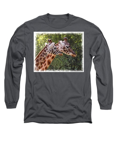 Giraffe 03 Long Sleeve T-Shirt
