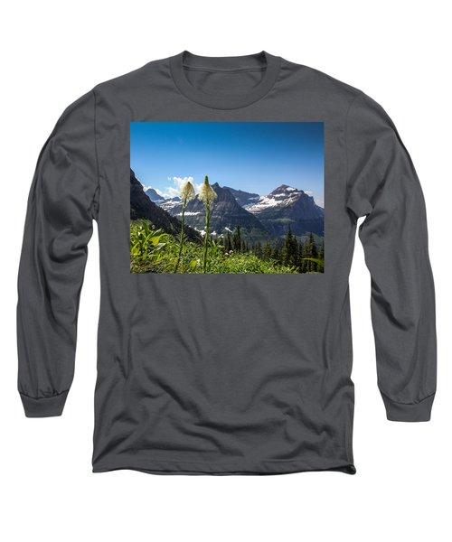 Glacier Grass Long Sleeve T-Shirt