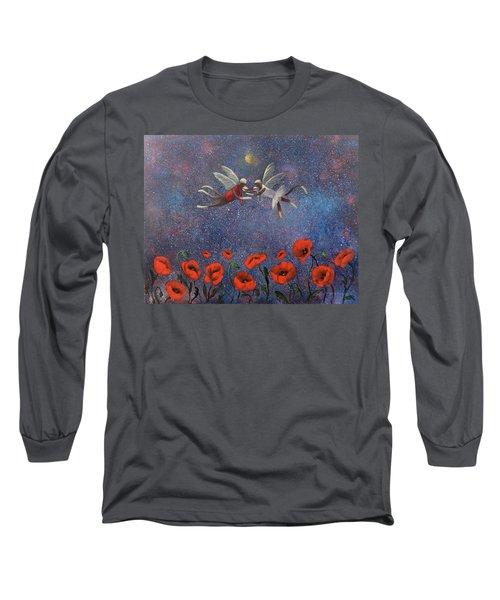 Glenda The Good Witch Has Flying Monkeys Too Long Sleeve T-Shirt