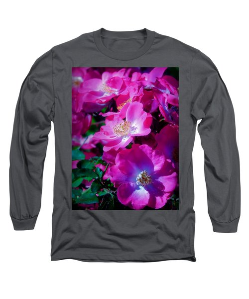 Glorious Blooms Long Sleeve T-Shirt