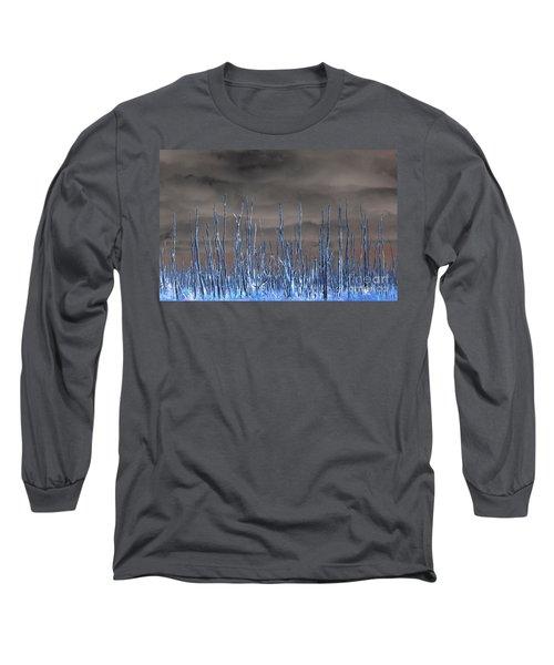 Glowing Trees 1 Long Sleeve T-Shirt