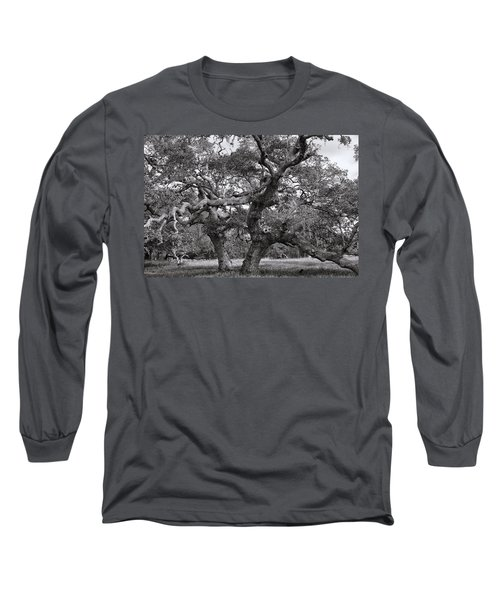 Gnarly Tree  Long Sleeve T-Shirt