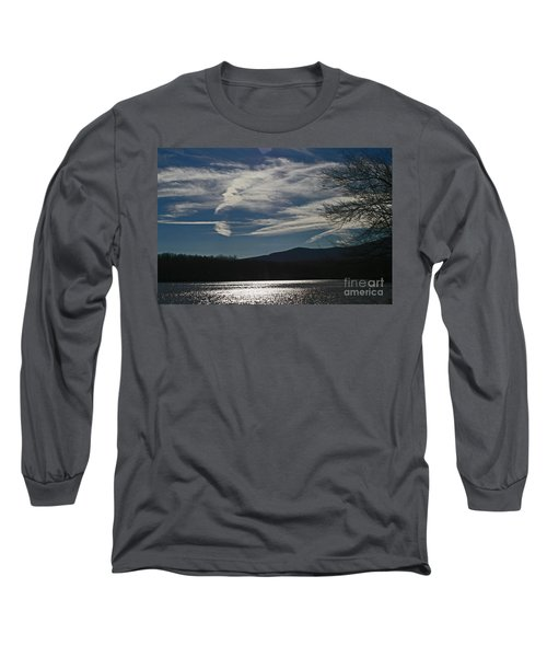 God Paints The Sky Long Sleeve T-Shirt