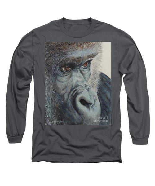 Going Ape...sold  Long Sleeve T-Shirt