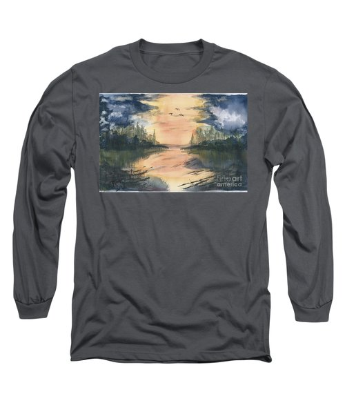Going South  Long Sleeve T-Shirt
