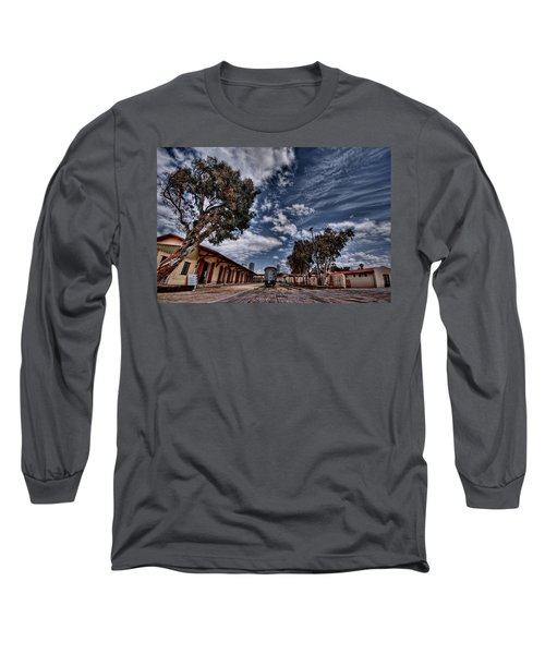 Long Sleeve T-Shirt featuring the photograph Going To Jerusalem by Ron Shoshani