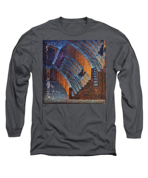 Gold Auditorium Long Sleeve T-Shirt
