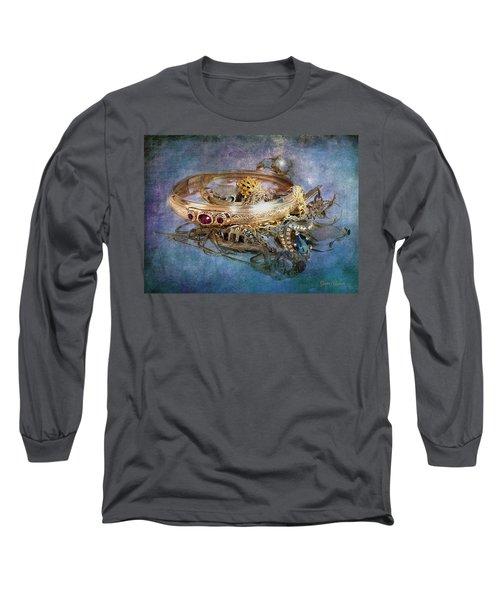 Gold Treasure Long Sleeve T-Shirt