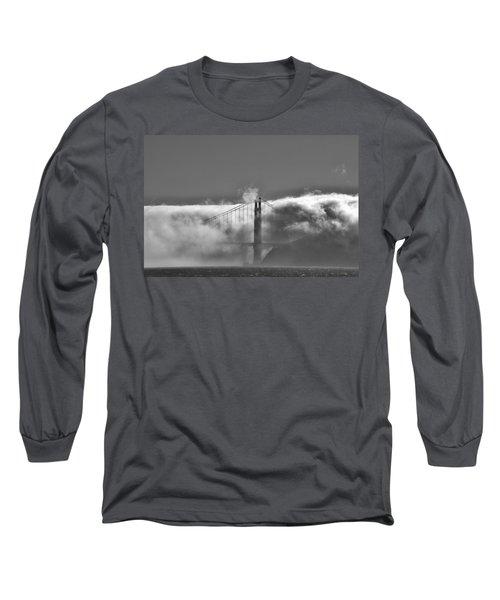 Golden Gate Fog Long Sleeve T-Shirt