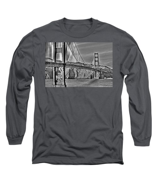 Golden Gate Over The Bay 2 Long Sleeve T-Shirt