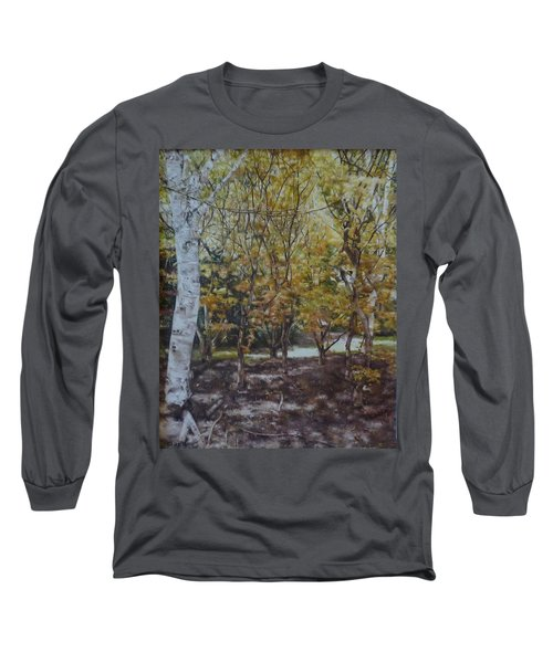 Golden Glade Long Sleeve T-Shirt