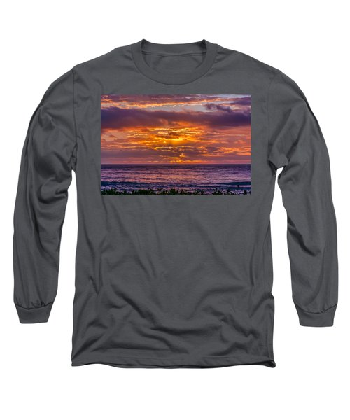 Golden Morning Long Sleeve T-Shirt