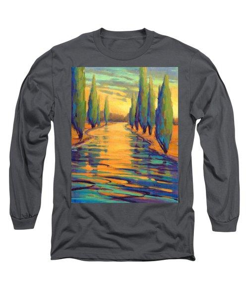 Golden Silence 3 Long Sleeve T-Shirt