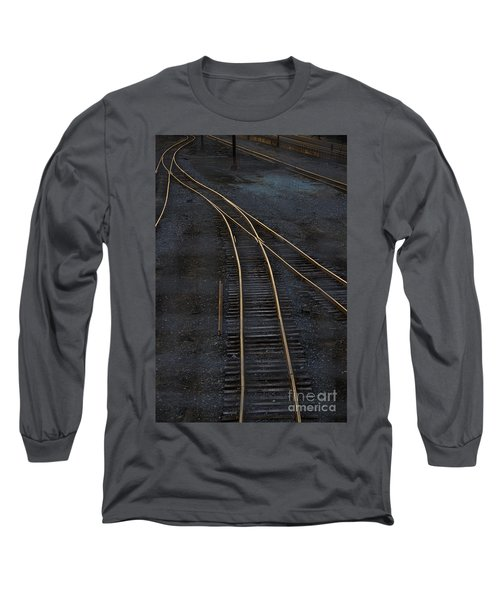 Golden Tracks Long Sleeve T-Shirt