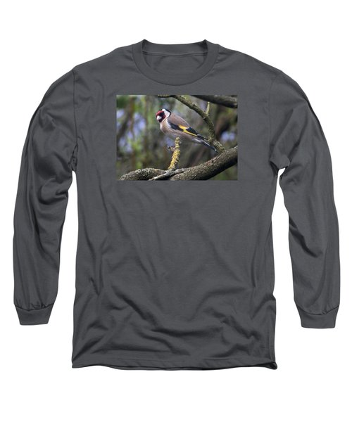 Goldfinch Long Sleeve T-Shirt