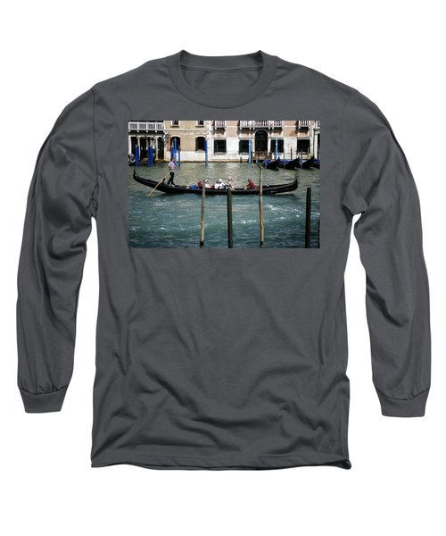 Gondola Jaunt Long Sleeve T-Shirt