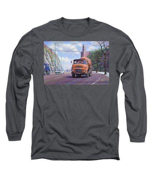 Good Mixer Long Sleeve T-Shirt