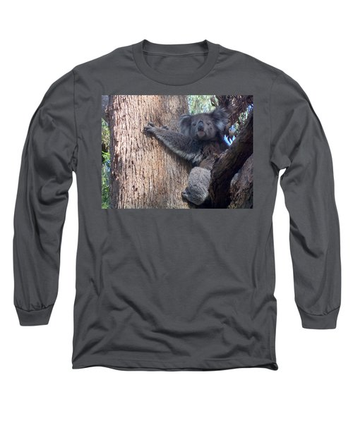 Long Sleeve T-Shirt featuring the photograph Good Morning by Evelyn Tambour