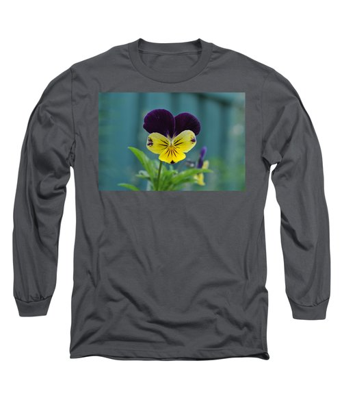 Good Morning Long Sleeve T-Shirt