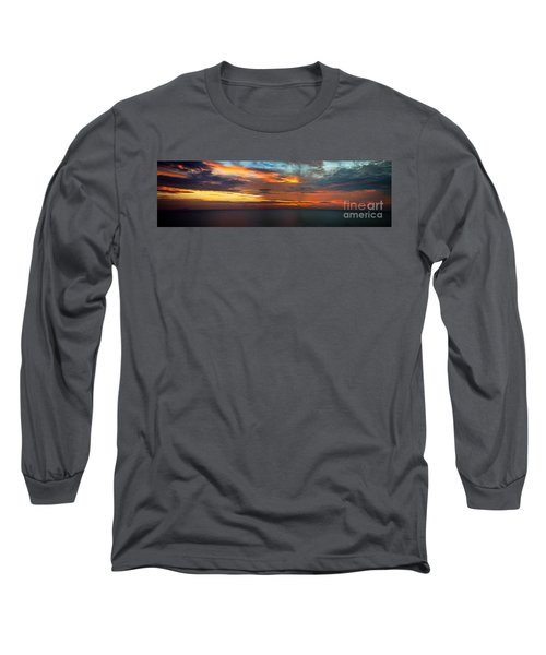 Good Morning Panama Long Sleeve T-Shirt