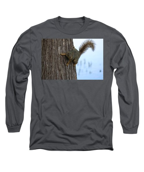 Lookin' For Nuts Long Sleeve T-Shirt
