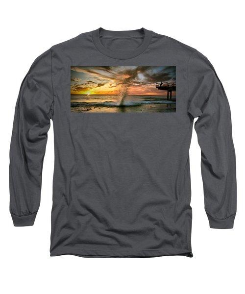 Gotcha Long Sleeve T-Shirt by Kym Clarke