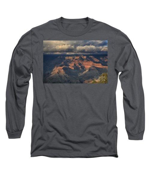 Grand Canyon View Long Sleeve T-Shirt