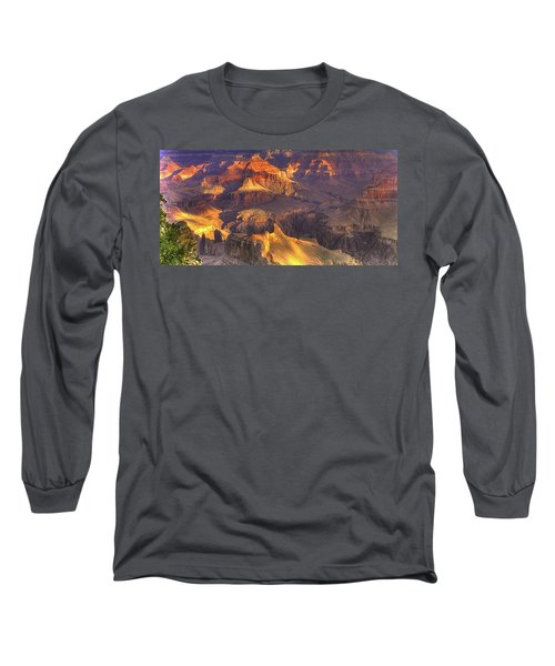 Grand Canyon - Sunrise Adagio - 1b Long Sleeve T-Shirt