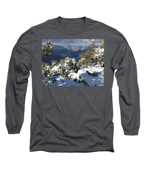 Grand Long Sleeve T-Shirt by Laurel Powell