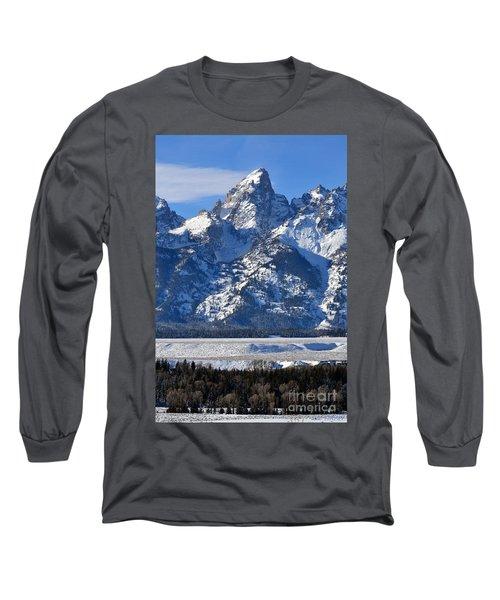 Grand Teton  Long Sleeve T-Shirt