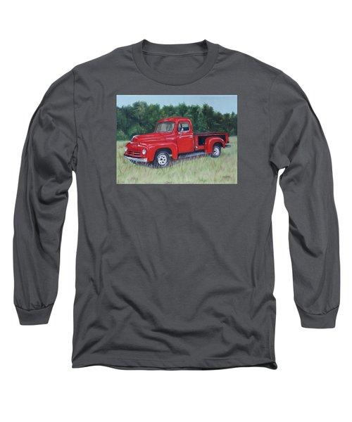Grandpa's Truck Long Sleeve T-Shirt