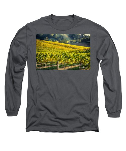 Grape Expectations Long Sleeve T-Shirt