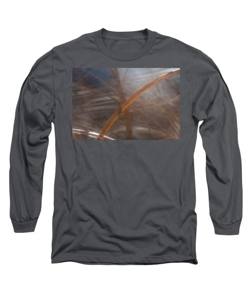 Grass - Abstract 1 Long Sleeve T-Shirt