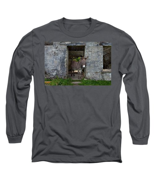 Great Blasket Island, The Blasket Long Sleeve T-Shirt