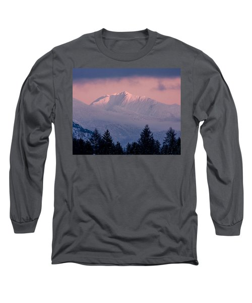 Long Sleeve T-Shirt featuring the photograph Great Northern by Jack Bell