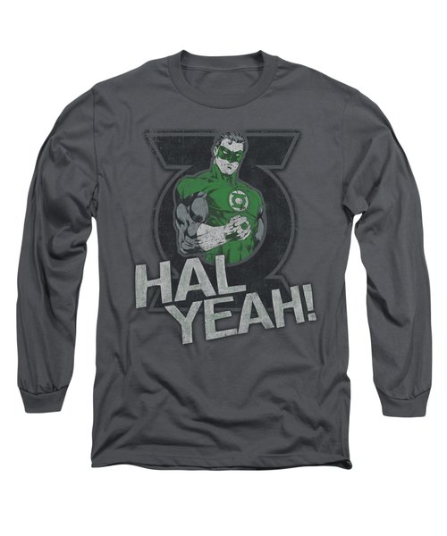 Green Lantern - Hal Yeah Long Sleeve T-Shirt