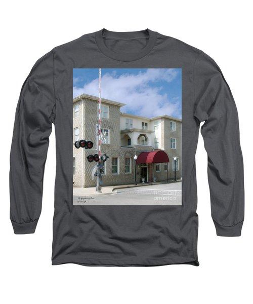 Greystone Of Paris Long Sleeve T-Shirt
