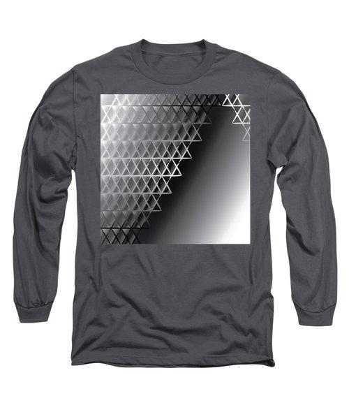 Grid 60 Float Long Sleeve T-Shirt