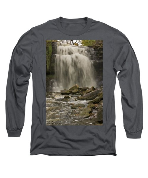 Grindstone Falls Long Sleeve T-Shirt